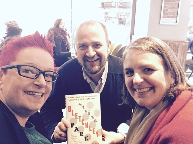 Podcast: Sue Black OBE @Dr_Black on her hopes for the future of equality in tech #IWD2016