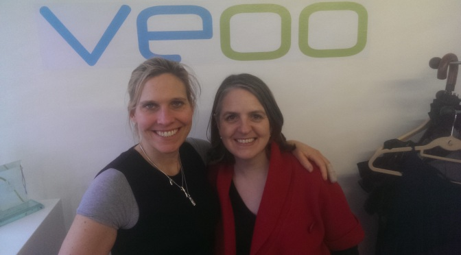 Podcast: Gillian Hughes of Veoo for #IWD2016 @gillyhug @VeooSMS