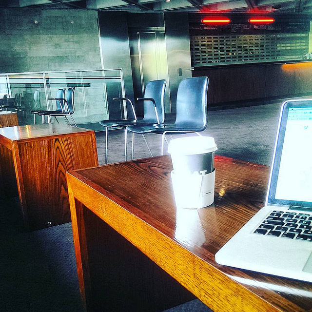 I need a place to work (and it's more than a desk with power and wifi)
